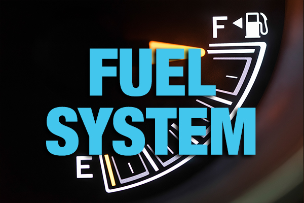 True Training - Fuel System