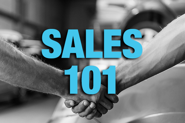 True Training - Sales 101